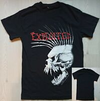 Rare & Official T-Shirt THE EXPLOITED 2005 (S)