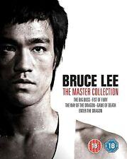 BRUCE LEE MASTER COLLECTION- 5 FILMS BLU-RAY
