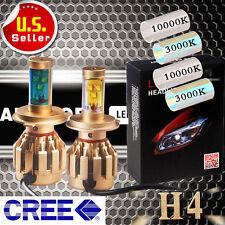 TOUGH - Cree 80W H4 HB2 9003 H/L LED Headlight Conversion Kit 8000LM HID White