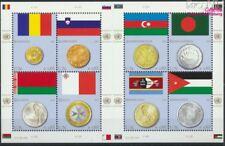 Nations unies - Vienne 626-633 Feuille miniature (complète edition)  (9137495