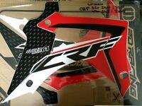 Kit Déco Ouies Honda CRF 250 2014 à 2017 et CRF 450 2013 à 2016 Type origine OEM