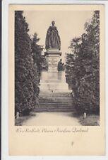 AK Wiener Neustadt, Maria Theresien-Denkmal, 1925