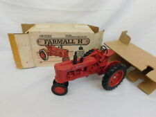 VINTAGE ERTL #414 FARMALL H TRACTOR ORIG BOX 1/16 SCALE