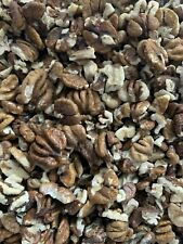 Hickory Nuts Shelled Pieces Meat 2 Oz Vacuum Sealed Wisconsin Shagbark Organic