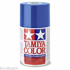 TAMIYA # 300086030 PS-30 100 ml Brillant Bleu En polycarbonate