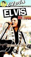 ELVIS PRESLEY Elvis On Tour VHS COMMEMORATIVE Collection BRAND NEW