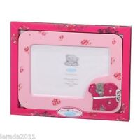 PHOTO FRAME 18TH BIRTHDAY EIGHTEENTH 18 FEMALE ME TO YOU TATTY TEDDY PINK