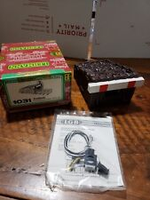 Vintage Lgb No.1031 G Scale Track Bumper with space for light by Lehman