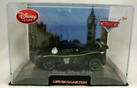 Disney Store CARS Lewis Hamilton Diecast New Collector Case Replica New