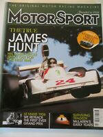 Motorsport Magazine -  July 2006 - Auto Racing