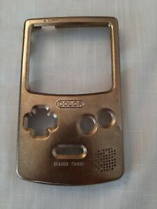GameBoy Color Gold Hard Case