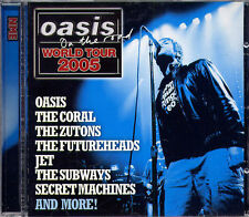 NME Oasis On The Road 13-track CD NEW Futureheads Soundtrack Of Our Lives 22-20s