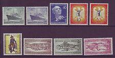 Berlin 1955 postfrisch Jahrgang mit MiNr. 126-134 siehe Abbildung