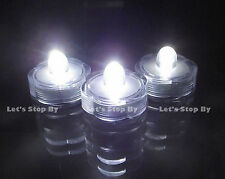 36 LED White SUBMERSIBLE Wedding Battery Decor Light