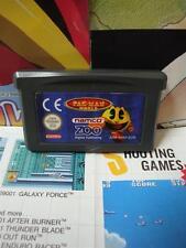 Game Boy Advance GBA:Pac-Man World [TOP NAMCO / 1ERE EDITION] SEUL - Fr