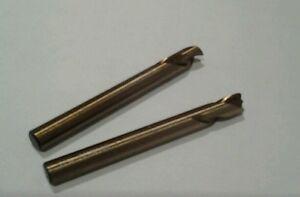 8mm Spot weld drill / cutter complete cobalt (not just the tip) x2