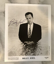 Billy Joel Autographed Signed 8x10 Photo Authentic -