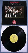LP von  Orphan Allies – Running From The Law / Dream records – DRE 18366