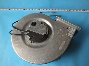 EBMPAPSTG3G140-AW05-12 230VAC 0,5A  Centrifugal Blower