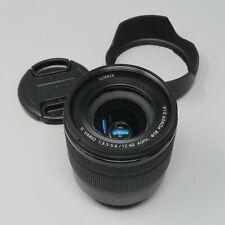 Panasonic Lumix G Vario 12-60mm F3.5-5.6 Power O.I.S. MFT Lens