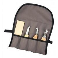 5 pezzi Kit per intaglio del legno Strumento fai-da-te Set di utensili manuali