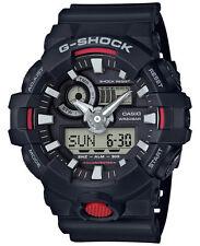 Brand New Casio G-Shock GA700-1A Mens Super Illuminator Ana-Digital 3D Watch