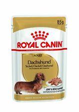 Royal Canin Dachshund Adult Wet Dog Food - 12 x 85g
