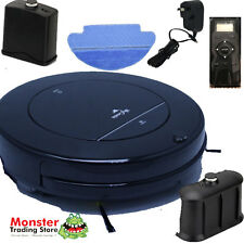 NEW ROBOT VACUUM CLEANER MY GENIE  ZX1000 CORDLESS RECHARGEABLE AUTOMATIC