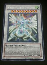 YuGiOh Card - MAJESTIC STAR DRAGON - RARE - DP10-EN017