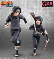 G.E.M. Series NARUTO Shippuden Itachi Uchiha & Sasuke Figure