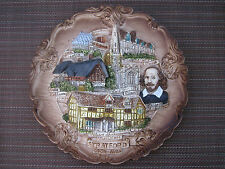 Brand New Large England, Stratford-upon-Avon Souvenir Collectible Plate