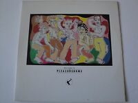FRANKIE GOES TO HOLLYWOOD WELCOME TO THE PLEASUREDOME DOUBLE VINYL LP RECORD EX