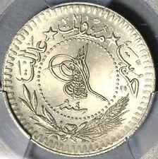 1920 PCGS MS 64 Ottoman Turkey 40 Para 1336//4 Coin POP 5/1 (20041201C)