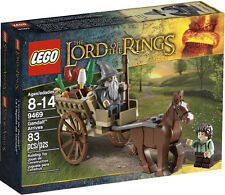 LEGO ~ GANDALF ARRIVES SET ~ Lord of the Rings 9469