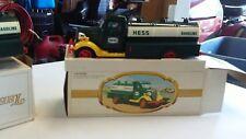 1986 hess tanker truck