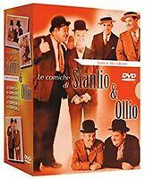 5 Dvd Box Cofanetto LE MIGLIORI COMICHE DI STANLIO & OLLIO cortometraggi nuovo