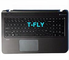 HP 15-P 15P PALMREST Upper Case + Touchpad + Keyboard  762529-001