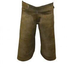 Farrier Chaps Apron Suede Leather Horseshoeing Apron - FREE KNIFE INCLUDED