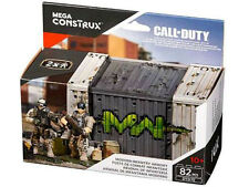 Mega Construx Call Of Duty Modern Infantry Armory Set NEW SEALED 82 PCS
