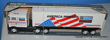 "NYLINT Vintage 21"" America Prefers IDEAL 18 WHEELER Semi TRUCK & TRAILER NRFB"