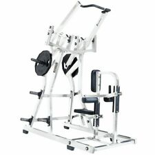 New listing Hammer Strength Plate Loaded Iso-Lateral FRONT LAT PULLDOWN Gym Exercise Machine