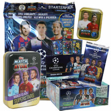 Topps Match Attax Champions League 2019 2020 19/20 Booster Display