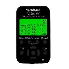 YONGNUO YN-622N-TX i-TTL Wireless Flash Controller Trigger LCD for Nikon Camera