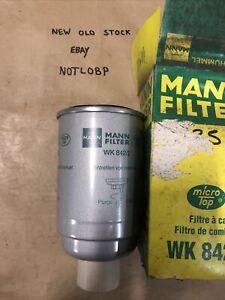 Mann Fuel Filter WK842/2 Ducato Citroen Relay Boxer Discovery Defender 2.5TDI