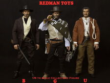 "1/6 Scale REDMAN TOY Model Toy The Ugly Cowboy 12"" Action Figure RM009 U DOLL"