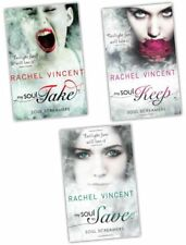 Rachel Vincent Soul Screamers 3 Books Collection Pack Set Keep, Take, Save