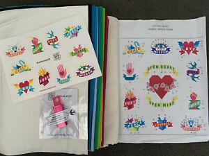 Tula Pink - Tattoo Quilt Full Kit -- NEW