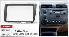 CARAV 11-390 Car Radio Stereo Face Facia Surround Trim Kit for Honda Civic 2din