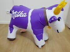 aufblasbare große Milka Kuh 140cm NEU