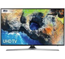 Samsung 40MU6120 40 Inch 4K Ultra HD HDR Freeview Smart WiFi LED TV - Black